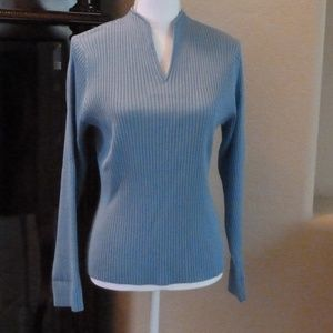 Talbots Ribbed Sweater PXL